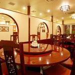 香園 - 最大36名様までの大宴会円卓個室