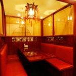 香園 - 4名様、6名様のボックス席
