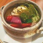 Tenerezza - 野菜の窯焼き(1/21)