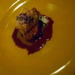 chez maeda - '14.03月牛肉のポワレ赤ワインソース?みたいな