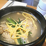 韓国旬彩料理 妻家房 - 参鶏湯