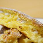 ボール パーク - フルーツクリームパンケーキ