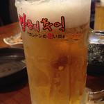 30553009 - キンキンに冷えた生ビール