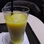 サンマルクカフェ - ドリンク写真:ゆずスムージー(たしかS)