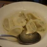 星期菜 - 水餃子