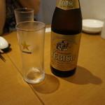 星期菜 - ヱビスビール
