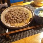 蕎麦瑠 呑楽人 - せいろ750円