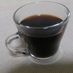 澤井珈琲 - 自宅で抽出したコーヒー。