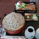松乃家 - スタミナ蕎麦