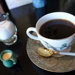 30556916 - 「アフターコーヒー」(250円)。