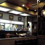 鑫城靚湯 - 店内調理場です