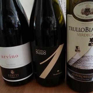 南イタリア産ワイン