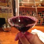 イタリアン酒場 TAKEYA - 赤ワイン