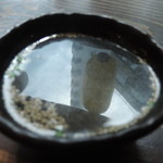 神田 もつ焼センター えん - ランチのスープ