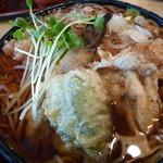 長寿庵 - 料理写真:信玄(饂麺)