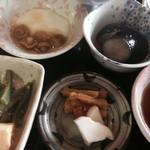 彩華 - 小鉢膳アップ