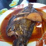 さかな処 まさ常 - なめた煮膳(なめた煮魚、小鉢、飯、汁椀、香の物)