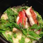 30563724 - 〆の金目鯛炊き込みご飯