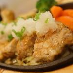 北海道フードレストラン 銀座ライオン - 道産豚のトンテキ