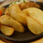 北海道フードレストラン 銀座ライオン - イモイモ