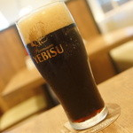 北海道フードレストラン 銀座ライオン - エビス黒