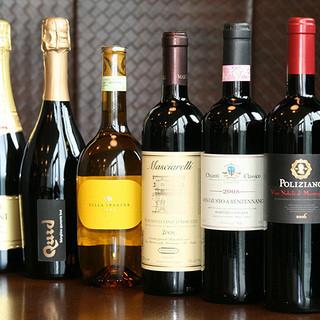 イタリアワインを飲もう