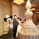 ディズニーアンバサダーホテル - ミッキーとミニーに感動