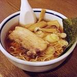 麺や 阿闍梨 - 支那そば 680円 (2013/10) (^^@