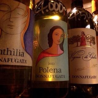 シチリアワインの種類に感激!