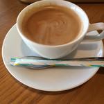 30573765 - やっぱあったかコーヒーも欲しぃ(^_^;)