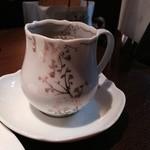 デリス・デュ・パレ - コーヒー単品だと648円