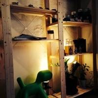 Cafe VG - 小さい物販店と本屋を始めました