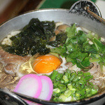 純味 - 鍋焼きうどん
