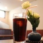 百年亭 - アイスコーヒー