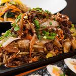 韓美食 オンギージョンギー -