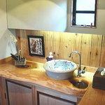 古民家カフェ&ダイニング 枇杏 - トイレも素敵でし