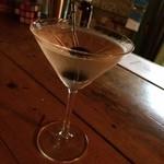 Piano&Bar LULU - マティーニ       美味しい(^^)       優しい味だね