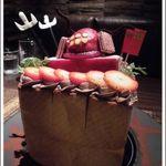 ハニートーストカフェ 天王寺店 - 真田幸村ハニトー ¥1,180