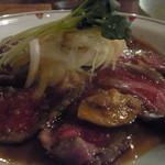 マルフクアパート - 牛のたたき(税別650円)