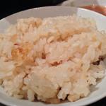 舞桜 - 松茸ご飯