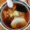竜ちゃん - 料理写真:正油ラーメン(半チャーハンセット)780円