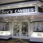 See's Candies - 2013年の旧店舗外観
