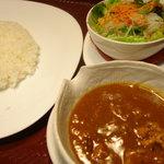 香辛飯屋 - チキンカレー