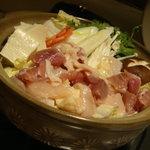 風音 - きりたんぽ鍋2100円