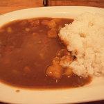 からなべ屋 - 野菜入りカレー(\370)