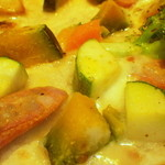 ミア ボッカ - 夏野菜どっさり