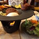 Dining Bar GAAM - ハンバーグ&スペアリブ