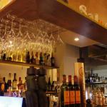Salud Familia  - お酒の種類も充実♪