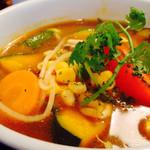 モンタナ - 野菜スープカレー