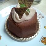 30605569 - コーヒームースのケーキ